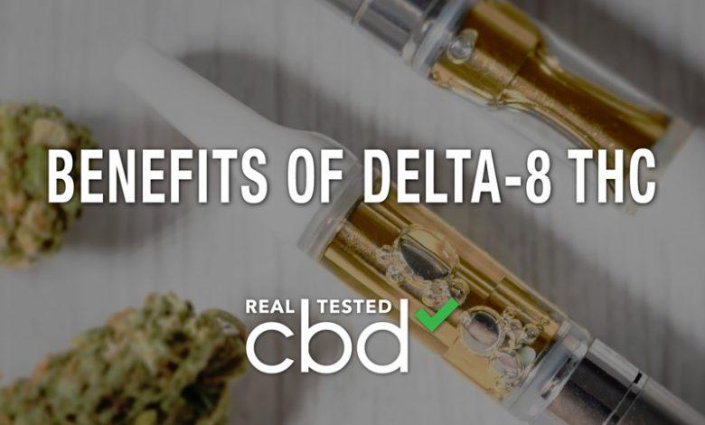 Benefits of Delta-8 THC