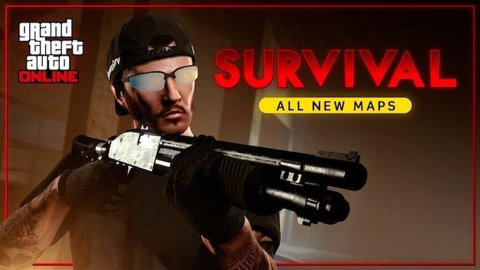 GTA Online Receives 7 New Survivals and Plenty of Rewards