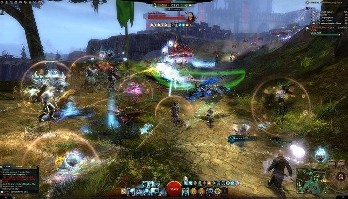 MMO Reroll - Guild Wars 2