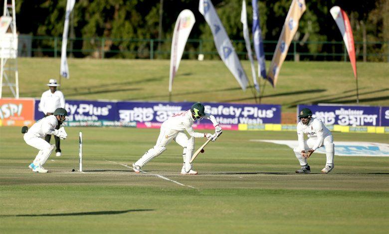 Bangladesh beat Zimbabwe by 220 runs