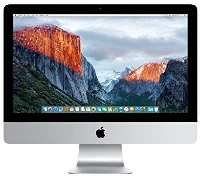Apple iMac MK142LL/A 21.5-Inch Desktop (Discontinued by Manufacturer) (Renewed)