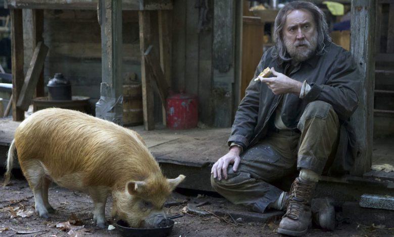Where to Watch Nicolas Cage's 'Pig' 2021 Movie