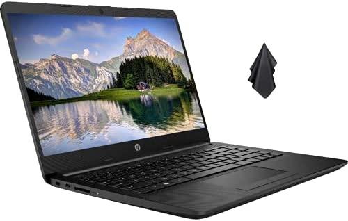Newest HP 14 inch HD Display Laptop for Business or Student, AMD Ryzen 3 3250U, 16GB DDR4 RAM, 1TB HDD, WiFi, Bluetooth, HDMI, Windows 10, Oydisen Cloth