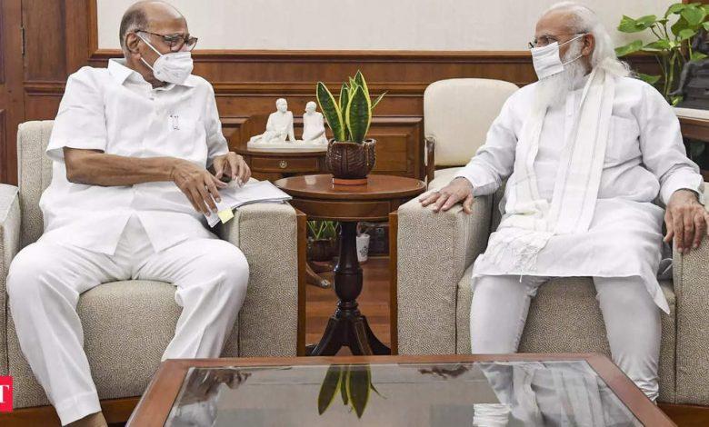 Maha Vikas Aghadi allies kept in loop about Sharad Pawar-Narendra Modi meeting in Delhi, says NCP