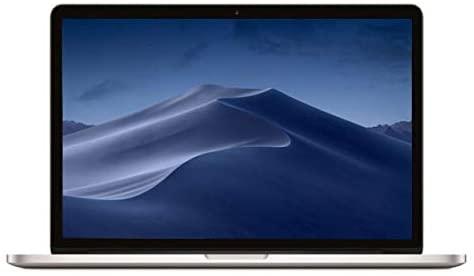 Apple Macbook Pro MGXC2LL/A - 15.4in Laptop (2.5GHz Intel Core i7, 16GB DDR3L RAM, 256GB SSD) (Renewed)