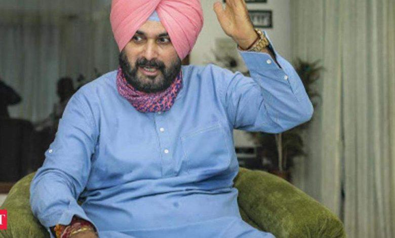 Navjot Singh Sidhu appointed Punjab Congress president