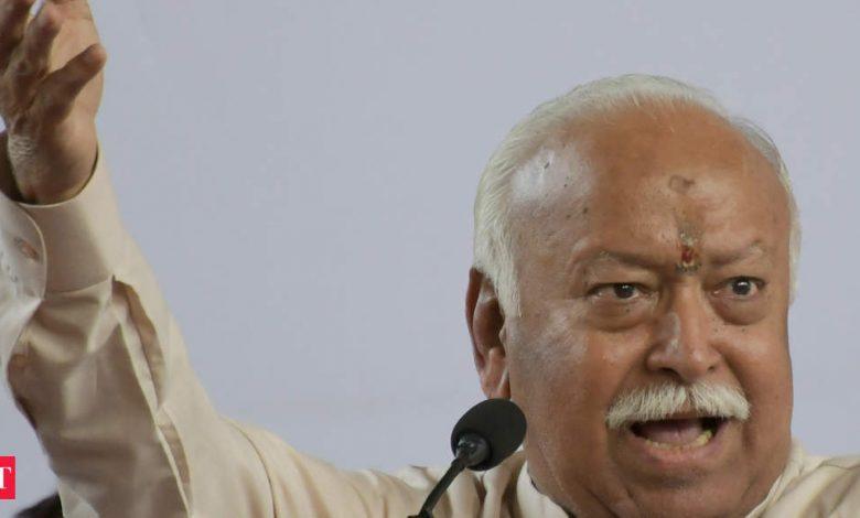 Plot to increase Muslim population; Assam, West Bengal critical: Bhagwat
