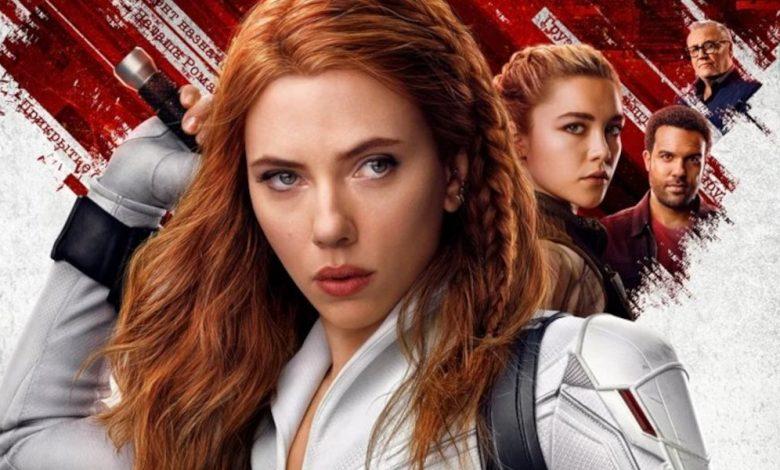 Black Widow Marvel Phase Four