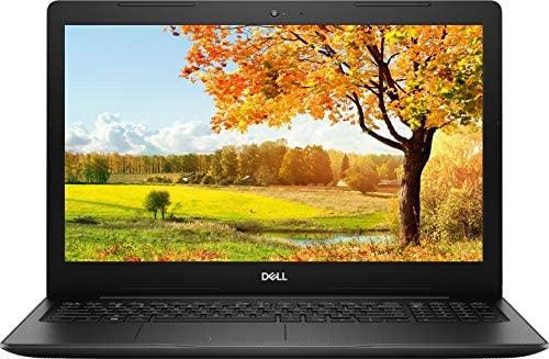 "Dell Inspiron 15.6"" HD Laptop, Intel 4205U Processor, Online Class Ready, Webcam, WiFi, HDMI, Bluetooth, Win10, Black"