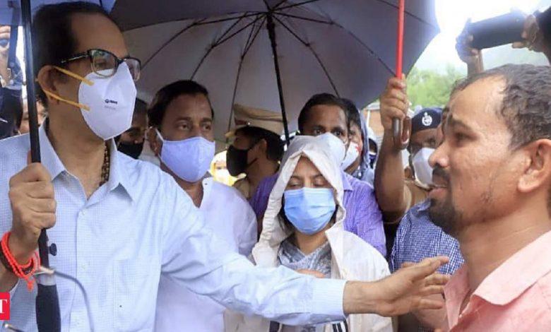 Maharashtra monsoon fury: 113 dead, 100 missing; CM visits rain-battered Chiplun