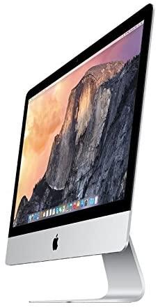 Apple iMac MF886LLA, 27 Inches, Intel Core i7-4790K X4 4GHz 32GB, 3TB, 128GB SSD (Renewed)