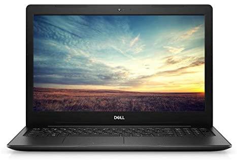 "Dell Inspiron 15 3000 Laptop, 15.6"" HD Display, Intel N4205U Dual-Core Processor, 16GB RAM, 512GB SSD, Webcam, HDMI, Bluetooth, Wi-Fi, Black, Windows 10"