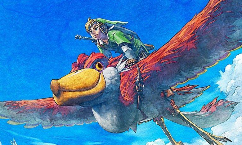 Japanese Charts: Zelda: Skyward Sword HD Stays Top As Nintendo Dominates Top Ten