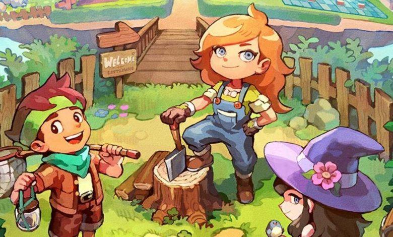 Charming Farming Sim Littlewood Gets Physical Version Next Week
