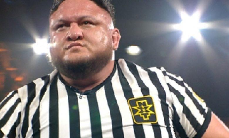 Samoa Joe goes hunting for Karrion Kross: WWE NXT Exclusive, July 13, 2021
