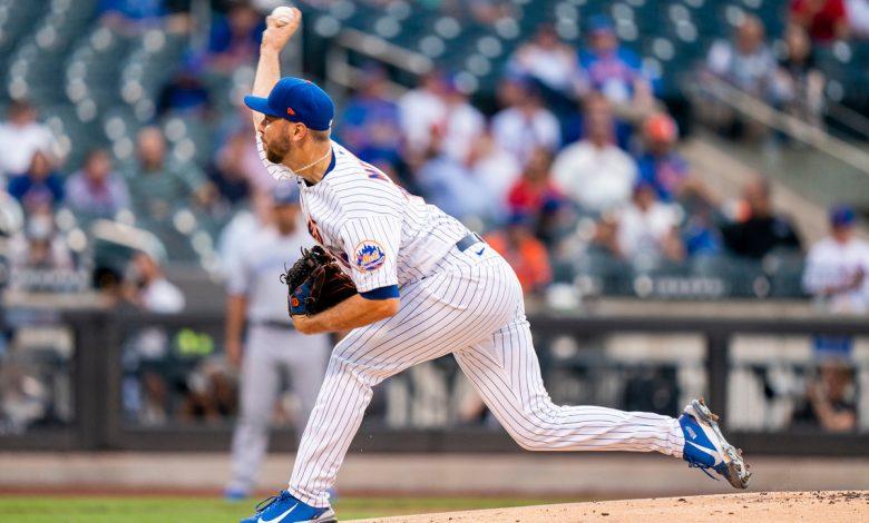 Tylor Megill steals show as Mets shut out Blue Jays