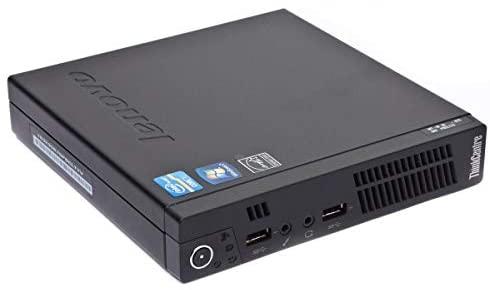 Lenovo ThinkCentre M92p Tiny Desktop - Core i5 Up to 3.6GHz, 8GB RAM, 240GB SSD, Windows 10 Pro (Renewed)