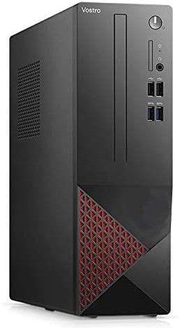 Latest_Dell Vostro 3000 Mini Business Desktop, Intel Core i3-10100 Processor up to 4.30GHz, 4GB Memory, 1TB Hard Drive, HDMI, VGA, DVD, 802.11ac WiFi and Bluetooth, Win10 Pro w/Shoxlab Accessories