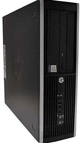 HP 8200 Elite, Intel Quad Core i5 3.10 GHz, 16GB DDR3, 1TB HDD, Windows 10 Pro 64-Bit (Renewed)
