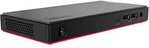 Lenovo ThinkCentre M90n-1 Mini PC, Intel Core i5-8265U Upto 3.9GHz, 8GB RAM, 512GB NVMe SSD, Displayport, Wi-Fi, Bluetooth, Windows 10 Pro