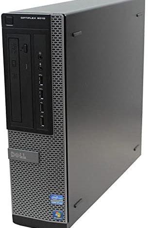 DELL Optiplex 7010 SFF Premium Flagship Business Desktop Computer (Intel Quad-Core i7-3770 3.4GHz, 8GB RAM, 240GB SSD, DVD, VGA, DisplayPort, WiFi, Windows 10 Professional) (Renewed)']