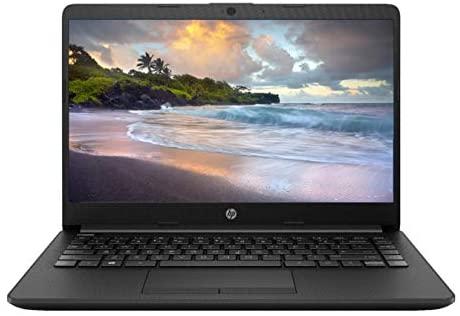 2021 HP 14 inch HD Laptop Newest for Business and Student, AMD Athlon Silver 3050U (Beat i5-7200U), 802.11ac, WiFi, Bluetooth, HDMI, Windows 10 w/HESVAP 3in1 Accessories (8GB RAM I 128GB SSD)