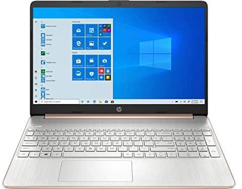 Newest HP Premium 15.6inch Laptop, Intel Celeron Processor Up to 2.80 GHz, 4GB DDR4 RAM, 256GB SSD, Win10, JTK 16GB USB Drive (Renewed)
