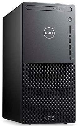 Dell XPS 8940 Tower Desktop PC, Octa-core 10th Gen Intel i7-10700 2.9GHz Processor, 32GB DDR4 Memory, 512GB PCIe M.2 SSD +1TB SATA 7200 RPM HDD, DVD-RW Drive, Windows 10 w/Tigology Accessories