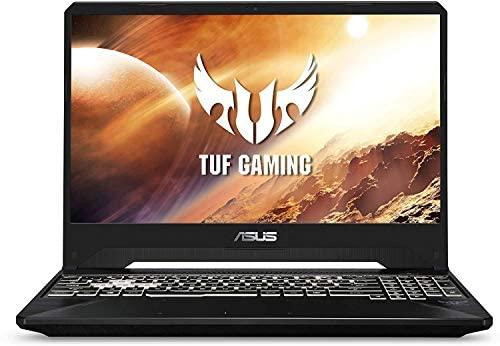 """ASUS TUF Gaming Laptop, 15.6"""" 120Hz FHD IPS-Type, AMD Ryzen 7 3750H, GeForce GTX 1660 Ti, 16GB DDR4, 512GB PCIe SSD, Gigabit Wi-Fi 5, RGB KB, Windows 10 Home, TUF505DU-MB74"""