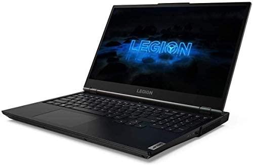 Lenovo Legion 5 15.6-inch FHD 120Hz Gaming Laptop PC, Intel Hexa-Core i7-10750H, Nvidia GTX 1650Ti, 16GB DDR4 RAM, 512GB SSD, Backlit Keyboard, Windows 10 Home 64 bit, Black