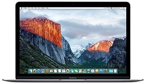 "Apple MacBook (Mid 2017) 12"" Laptop, 226ppi, Intel Core i5 Dual-Core 1.3 GHz, 512GB, 8GB DDR3, 802.11ac, Bluetooth, macOS 10.12.5 Sierra - Space Gray (Renewed)"