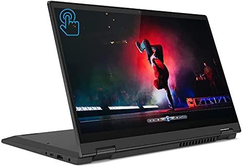 "Latest_Lenovo IdeaPad Flex 5 14"" FHD Touch Convertible 2 in 1 Laptop PC, AMD Ryzen 3 4300U (Beat Intel Core i3-8145U), 4GB RAM, 128GB SSD, Webcam, WiFi, Bluetooth, Win10 S, 1-Week Basrdis Support"