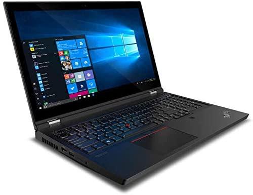 "Lenovo ThinkPad P15 Gen 1 - High-End Workstation Laptop: Intel 10th Gen i7-10875H Octa-Core, 128GB RAM, 4TB NVMe SSD (2x2TB), 15.6"" FHD IPS HDR Display, NVIDIA Quadro T2000, Win 10 Pro, Black"