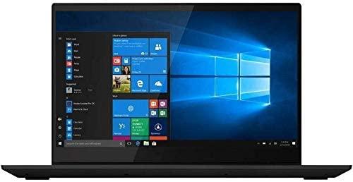 "Lenovo Ideapad S340 15.6"" Full HD IPS Touchscreen Laptop, Intel Core i7-8565U Processor up to 4.60GHz, 12GB RAM, 512GB SSD, Wireless-AC, Bluetooth, Windows 10, Onyx Black"
