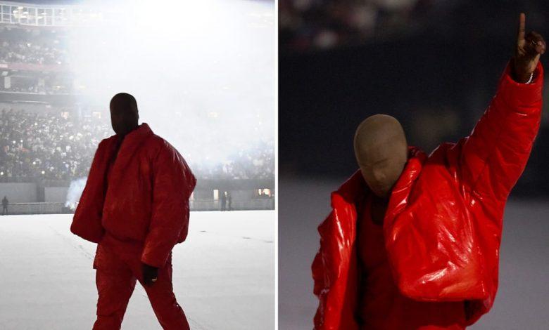 Kanye's 'DONDA' Listening Event Breaks Apple Streaming Record