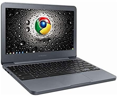 2019 Newest Samsung 11.6 Inch High Performance Chromebook Laptop Computer Intel Celeron N3060 Processor 2GB Memory 16GB eMMC+128GB microSD Bluetooth 4.0 USB 3.0 HDMI Webcam-Chrome OS (Renewed)