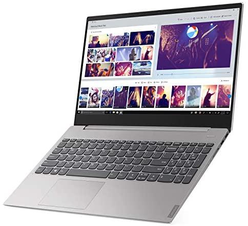 Lenovo IdeaPad S340 Intel Core i3-8145u 8th Gen 4GB DDR4 1TB HDD 15.6-inch HD Windows 10 Slim Laptop Platinum Grey (Renewed)