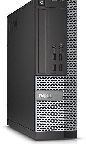 DELL OPTIPLEX 7020 SFF Desktop Computer,Intel Core I5-4570 3.2GHz up to 3.6GHz, 16GB DDR3, 2TB HDD, DVD, WIFI, HDMI, VGA, Display Port, USB 3.0, Bluetooth 4.0, Win10Pro64 (Renewed)
