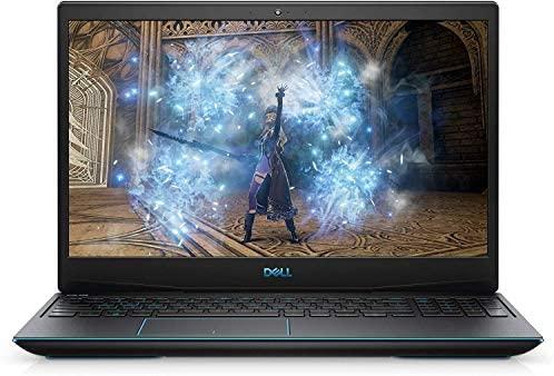 "Dell G3 15 15.6"" FHD (1920x1080) 220nits Anti-Glare Gaming Laptop, Intel Core i5-10300H up to 4.5GHz, 16GB RAM, 1TB HDD+256GB SSD, NVIDIA GTX 1650 (4GB GDDR6), HDMI, Backlit Keyboard, Windows 10"