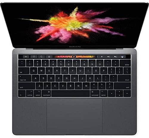 Apple MacBook Pro MPXV2LL/A 13.3-inch Retina Display, 3.1GHz Intel Core i5, 8GB RAM, 500GB HDD, Space Gray (Renewed)