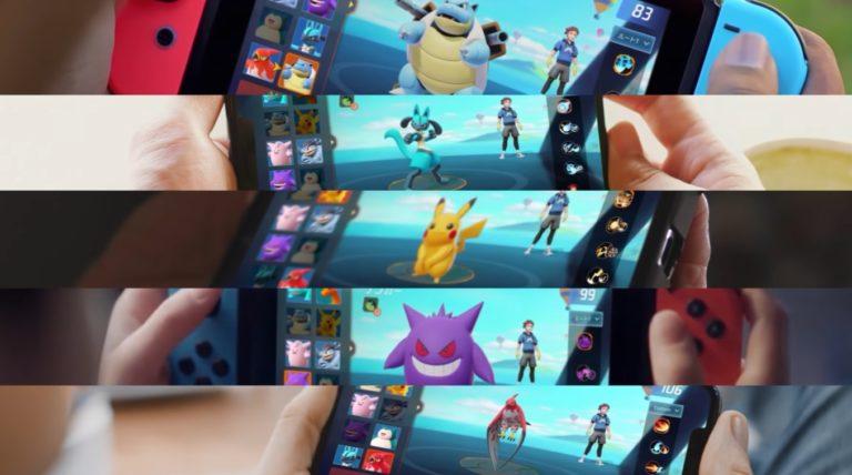 Pokémon Unite has a premium battle pass, additional gacha mechanics