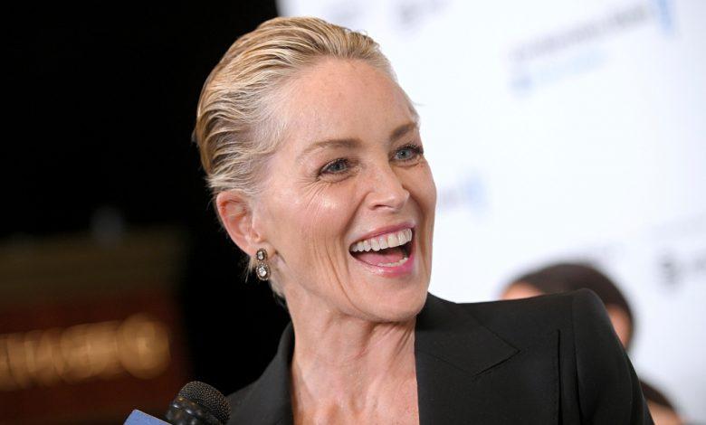 Sharon Stone Hosting AmfAR Gala – Cannes Briefs – Deadline