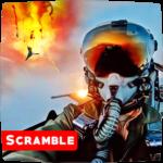 Air Scramble : Interceptor Fighter Jets MOD APK 1.8.0.7