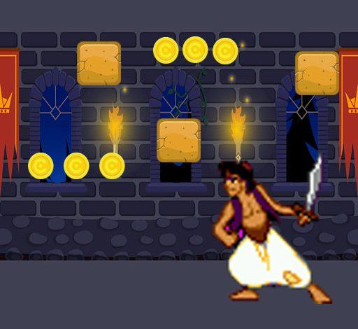 Aladdin jungle Adventures – the land of danger Mod Unlimited Money Download