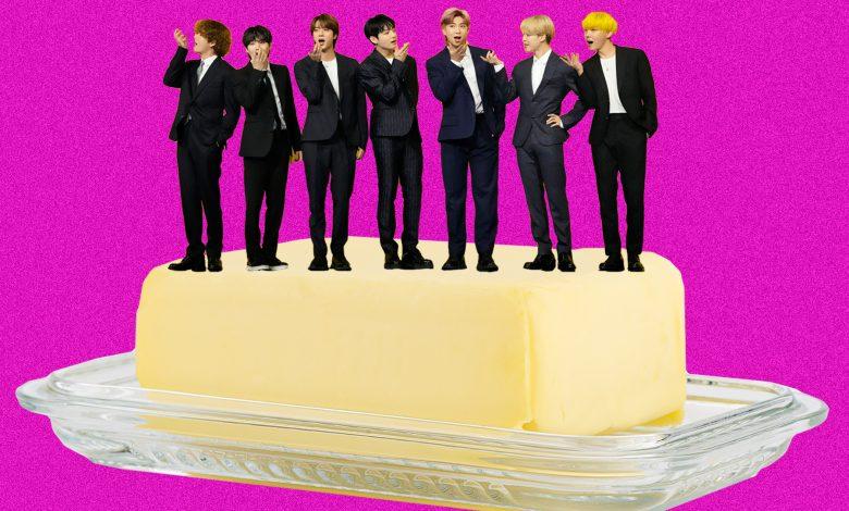BTS is Butter