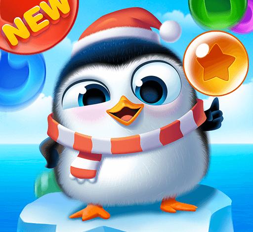 Bubble Penguin Friends Mod Unlimited Money Download