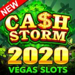 Cash Storm Casino - Online Vegas Slots Games MOD APK 1.6.1 download