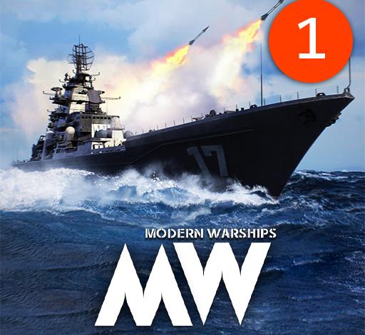 MODERN WARSHIPS: Sea Battle Online 0.45.4 Mod Apk (unlimited money)