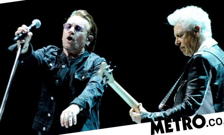 U2 totally OK with Bono going solo, says bassist Adam Clayton