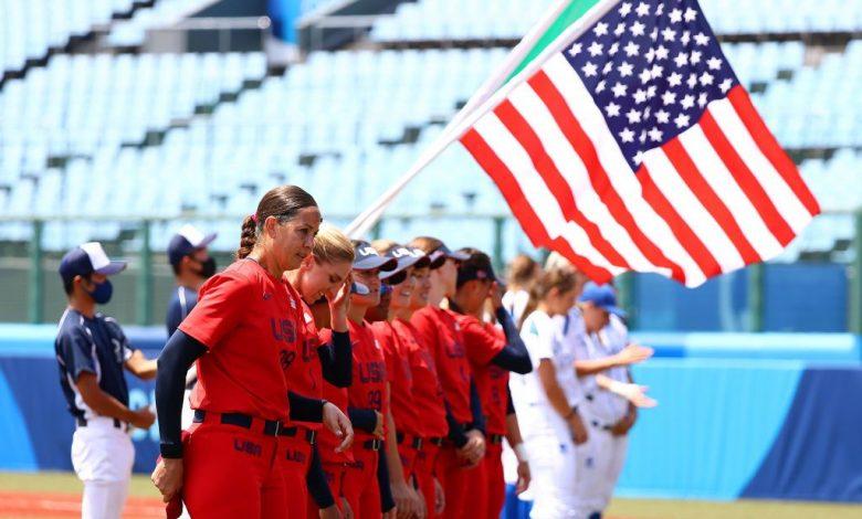 Ohio Olympic athletes